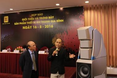 Hi-end Audio Show lần thứ 12 sắp diễn ra tại TP. Hồ Chí Minh