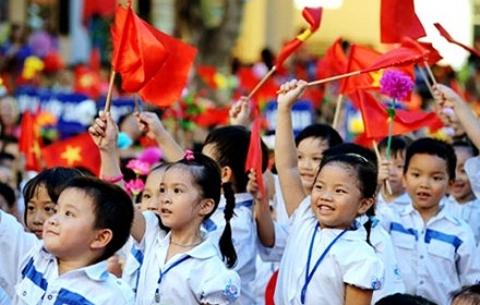 Cả nước thống nhất ngày 5/9 toàn dân đưa trẻ đến trường