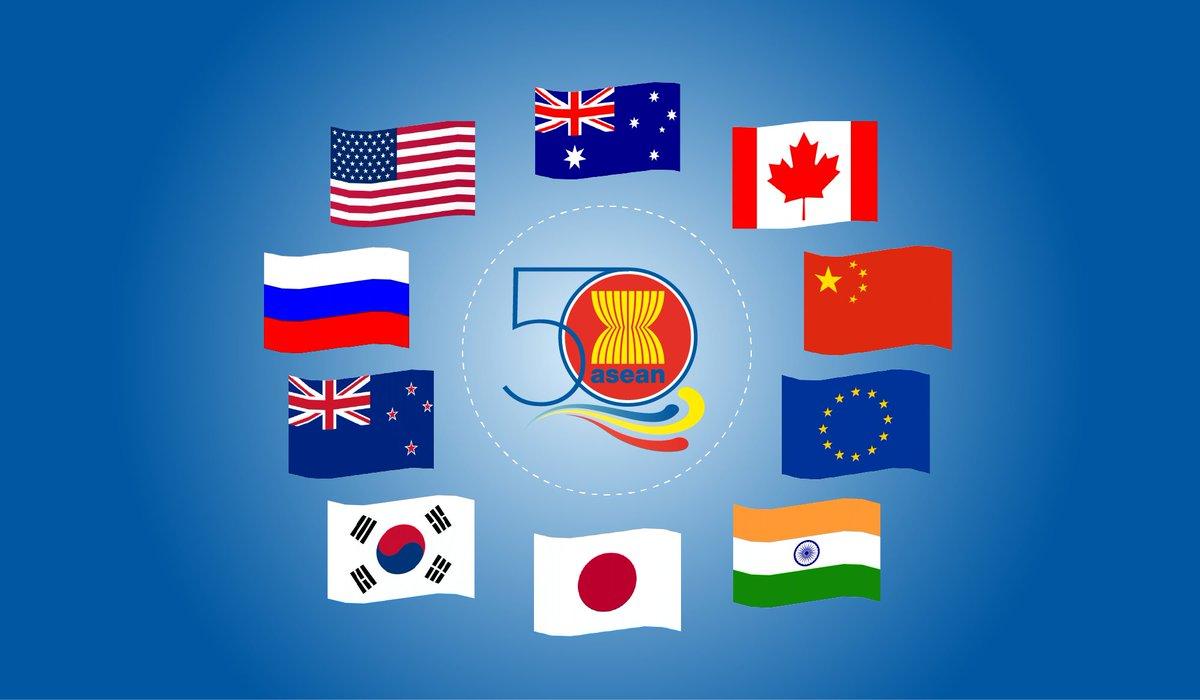 """50 năm ASEAN: Tiến bước vững vàng vì """"Một tầm nhìn, một bản sắc, một cộng đồng đùm bọc và sẻ chia"""""""
