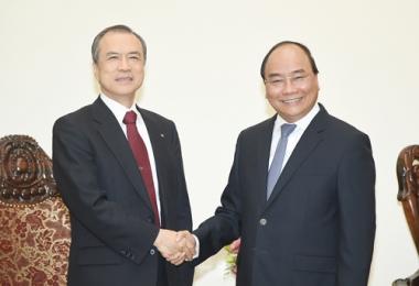 Đẩy mạnh hợp tác với Tokyo Gas trong lĩnh vực dầu khí