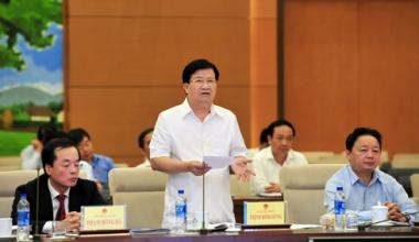 Phó Thủ tướng Trịnh Đình Dũng: Hệ thống quy hoạch đô thị còn thiếu đống bộ