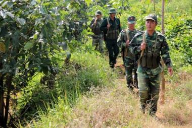 Việt Nam - Campuchia hợp tác phòng chống tội phạm