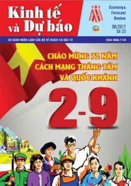 Giới thiệu Tạp chí Kinh tế và Dự báo số 23 (663)