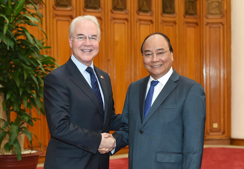 Hoa Kỳ và Việt Nam hợp tác đào tạo cán bộ y tế