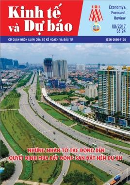Giới thiệu Tạp chí Kinh tế và Dự báo số 24 (664)