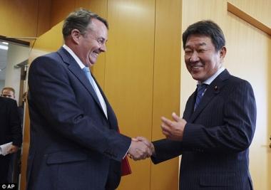 Nhật Bản ủng hộ Anh gia nhập CPTPP sau Brexit