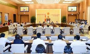 Luật Đặc khu không được đưa vào chương trình Phiên họp thứ 26 của Ủy ban Thường vụ Quốc hội
