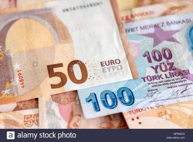 Đồng Euro vào vị trí phòng thủ khi cuộc khủng hoảng Thổ Nhĩ Kỳ bị châm ngòi