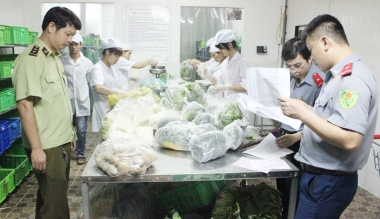 Bộ Nông nghiệp và Phát triển nông thôn thống nhất đầu mối đối với 6 nhóm sản phẩm