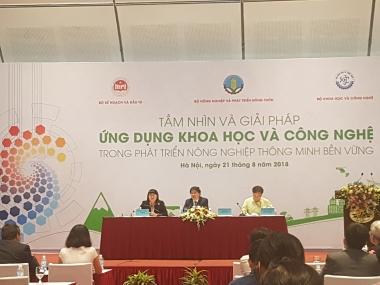 Ứng dụng tốt thành tựu của CMCN 4.0, Việt Nam sẽ trở thành 1 cường quốc về nông nghiệp