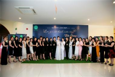 Lưu giữ nét thanh xuân – Sự kiện làm đẹp được mong chờ nhất của Tatu Group tại Kiên Giang