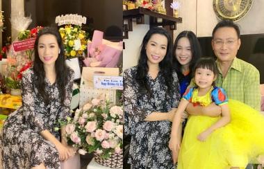 NSƯT Trịnh Kim Chi dành trọn việc làm từ thiện trong tháng 8 để mừng tuổi mới