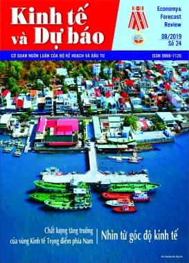 Giới thiệu Tạp chí Kinh tế và Dự báo số 24 (706)