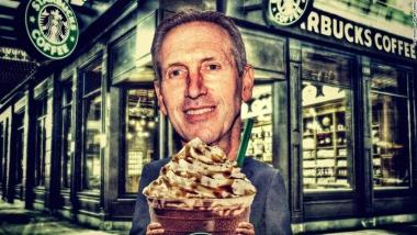 Câu chuyện khởi nghiệp của tỷ phú người Mỹ - Chủ tịch của công ty cà phê Starbucks