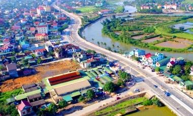 Huyện Thạch Hà, tỉnh Hà Tĩnh đạt chuẩn nông thôn mới năm 2020
