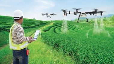 Ứng dụng công nghệ drone hiệu quả trong nông nghiệp