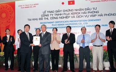 FDI Nhật Bản vào Việt Nam còn dưới tiềm năng