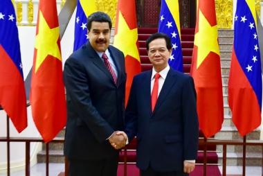 Tổng thống Venezuela: Ủng hộ Việt Nam là ủng hộ chính mình