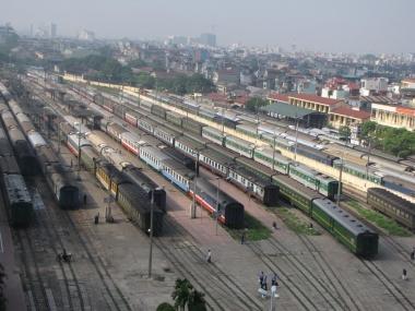 """Ngành đường sắt đang dần """"hụt hơi"""" trong bức tranh vận tải"""