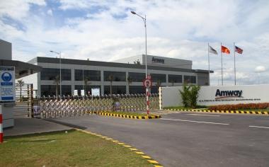 Amway khánh thành nhà máy 25 triệu USD tại Bình Dương