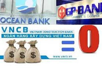 Tái cơ cấu làm giảm vốn điều lệ toàn hệ thống ngân hàng