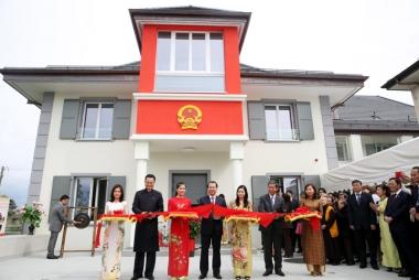 Khánh thành Trụ sở Phái đoàn Việt Nam tại Thụy Sĩ