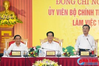 Hà Tĩnh đang tiến vững chắc trở thành tỉnh công nghiệp