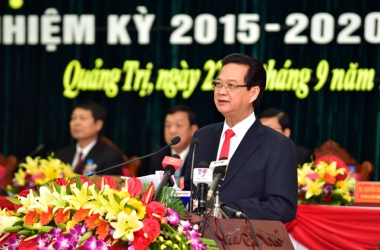 Phấn đấu đưa Quảng Trị đạt trình độ phát triển trung bình của cả nước