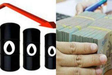 Thu từ dầu thô mới đạt hơn 50% dự toán