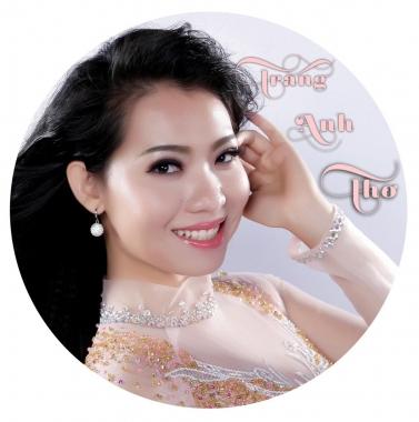 """Ca sĩ Trang Anh Thơ phát hành album """"Người con gái xa quê"""""""
