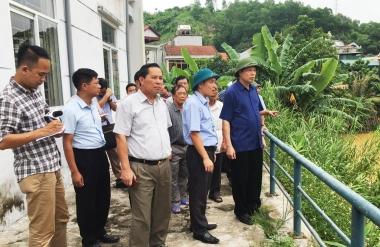 FLC Hạ Long khắc phục đáng kể tình trạng tràn lấp bùn đất