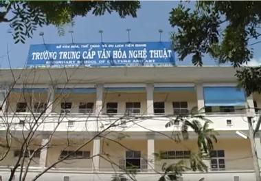 Trường Trung cấp Văn hóa Nghệ thuật Tiền Giang tuyển sinh năm học mới