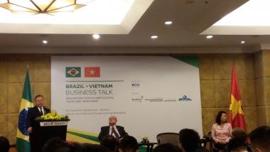 Tăng cường hợp tác với Brazil trong lĩnh vực nông nghiệp