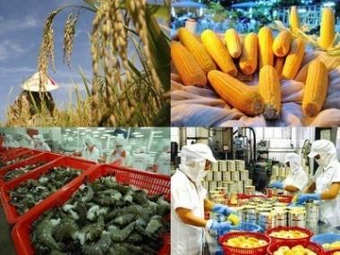 9 tháng ngành nông nghiệp tăng trưởng dương trở lại