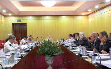 Bộ Kế hoạch và Đầu tư làm việc với các nhà tài trợ vốn vay ODA
