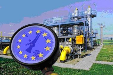 Nghị viện EU xem xét Dự luật đảm bảo cung cấp khí đốt