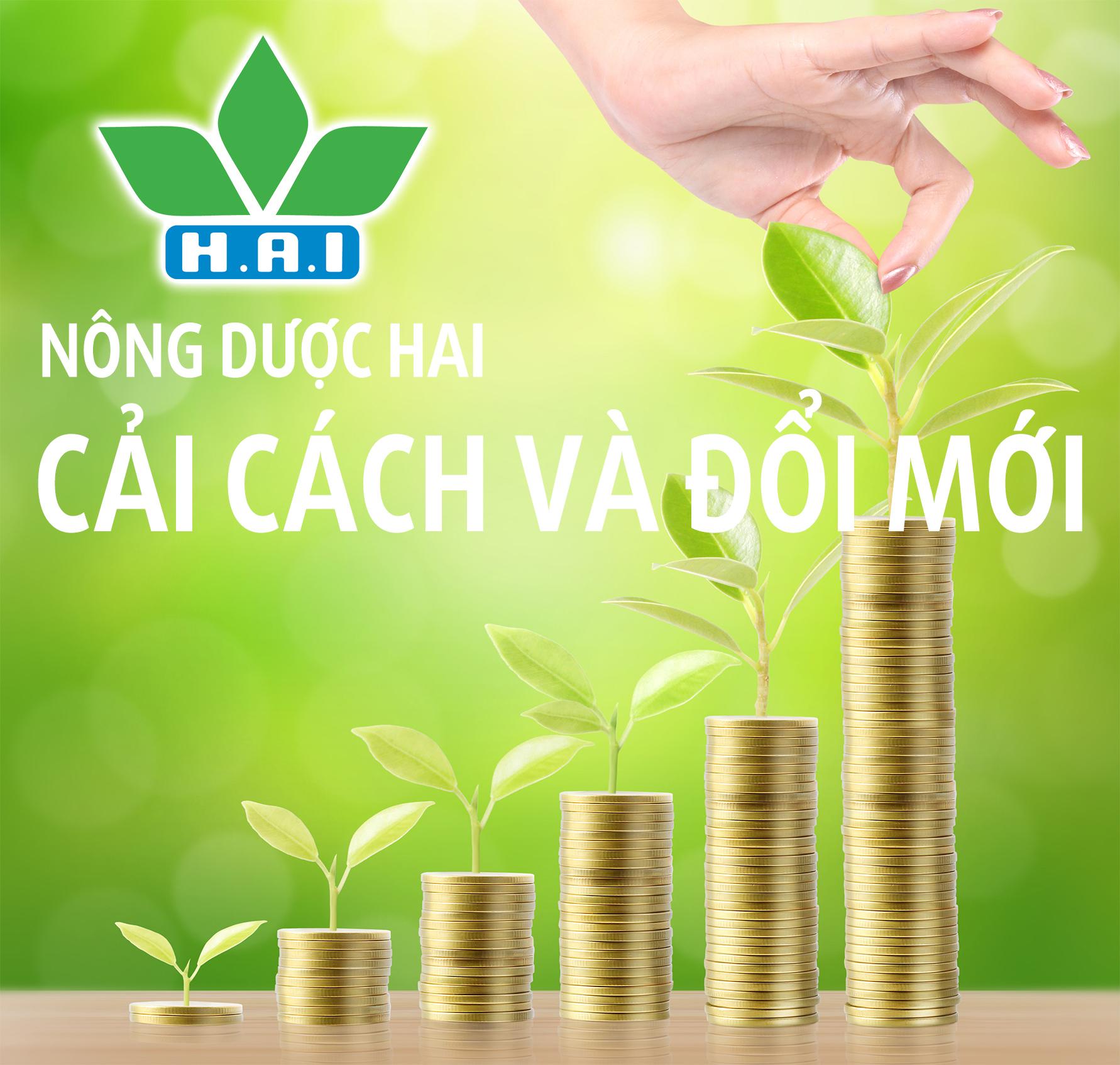 FLC hoàn thành mua thêm 5 triệu cổ phiếu Nông dược HAI