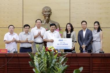 FLC hỗ trợ 9 tỷ đồng khắc phục hậu quả sau thiên tai tại miền Trung