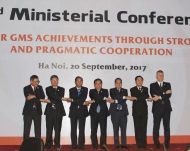 Hội nghị Bộ trưởng GMS: Đẩy mạnh hợp tác kinh tế Tiểu vùng Mê Công mở rộng