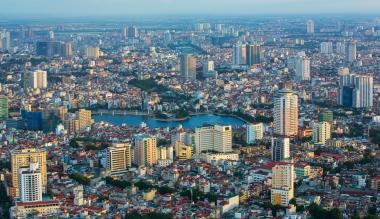 Bất động sản quý 3/2017 tại Hà Nội: Phía Tây vẫn là điểm nóng