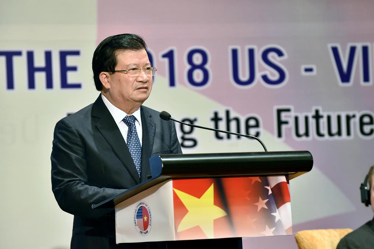 Quan hệ hợp tác thương mại và đầu tư Hoa Kỳ - Việt Nam chưa tương xứng với tiềm năng, lợi thế