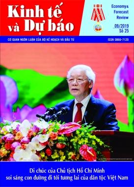 Giới thiệu Tạp chí Kinh tế và Dự báo số 25 (707)