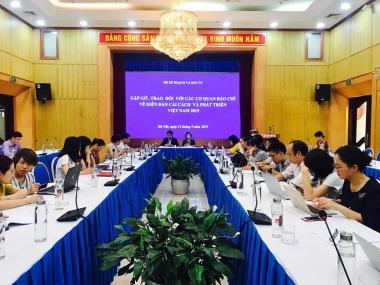 Diễn đàn Cải cách và Phát triển Việt Nam lần thứ hai sẽ diễn ra vào ngày 19/9