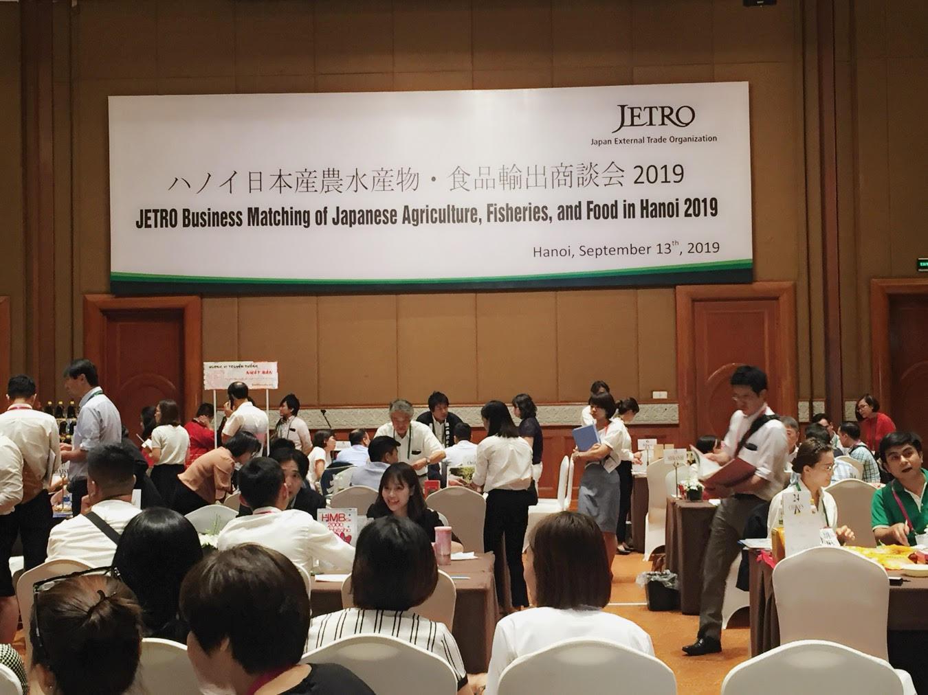 Doanh nghiệp Nhật Bản kỳ vọng mở rộng tiềm năng xuất khẩu vào Việt Nam