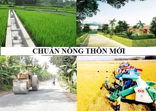 TP. Hà Nội có thêm 2 huyện đạt chuẩn nông thôn mới