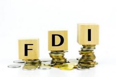 Hết quý III/2019, đã có 26,16 tỷ USD vốn FDI đổ vào Việt Nam