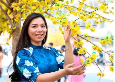 Nữ ca sĩ gốc Bình Thuận với niềm đam mê kinh doanh