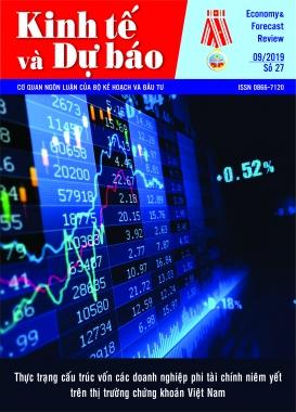 Giới thiệu Tạp chí Kinh tế và Dự báo số 27 (709)