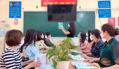 Từ năm học 2021-2022, việc lựa chọn sách giáo khoa do UBND cấp tỉnh quyết định