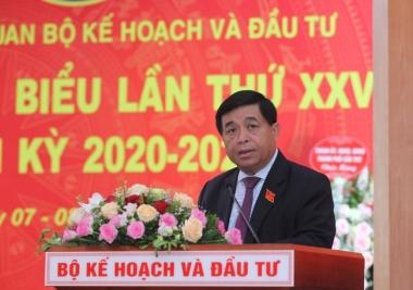 3 điểm sáng trong hoạt động Đảng bộ cơ quan Bộ KH&ĐT khóa XXIV
